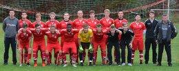 Die neue SG A-Jugend spielt derzeit Kreisliga.