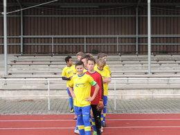 C2 gegen SV Oberbergkirchen II