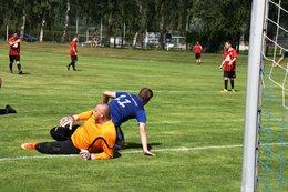 Die ersten drei Tore gegen den FC Mühldorf -Webcam TSVM