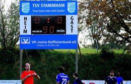 Reserve mit Unentschieden gegn die SG Zangberg Ampfing
