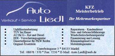 Auto Liedl