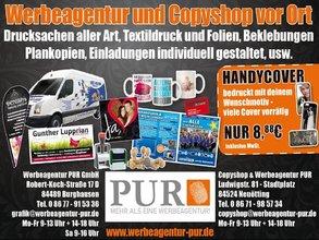 Copyshop Werb