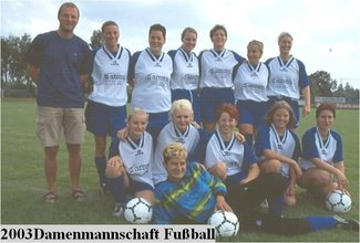 032 2003 Damenmannschaft