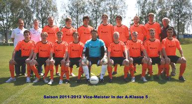 Vicemeister 2011 2012